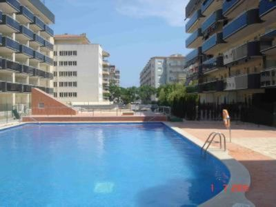 La Pineda: La Pineda apartment by the sea and Port Aventura