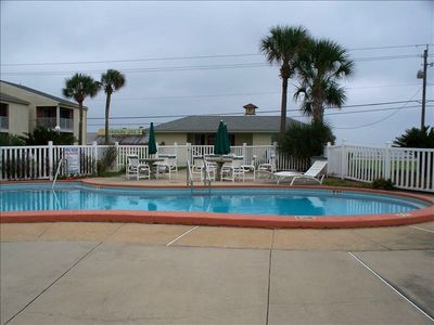 Tradewinds Pool with Plenty of space to catch some rays!