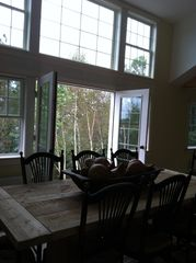 Mount Desert cottage photo - Dining room