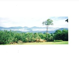 Boone estate photo - Relax on the back decks & view over 8 mountain ranges