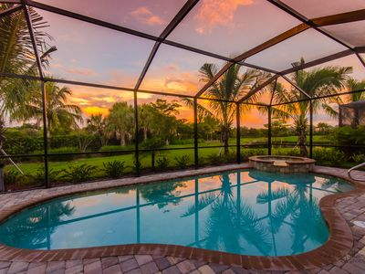 POWER.WATER ON!! 239.231.6085 ; 3 BED.3BATH POOL HOME IN NAPLES/TREVISO BAY -
