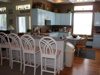 Crystal Shores cottage photo - Betty kitchen