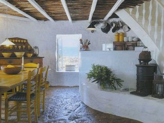 Hydra Island house photo - Kitchen