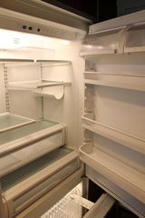 Miami condo photo - Full size KitchenAid refrigerator and freezer