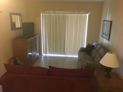 Tiled Living Room Reclining Couch