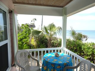 North Palmetto Point cottage photo - Our new ( Nov 2011) Beach stairway deck