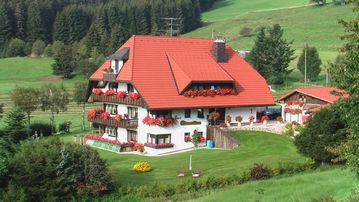Schluchsee apartment rental - House and partial property view