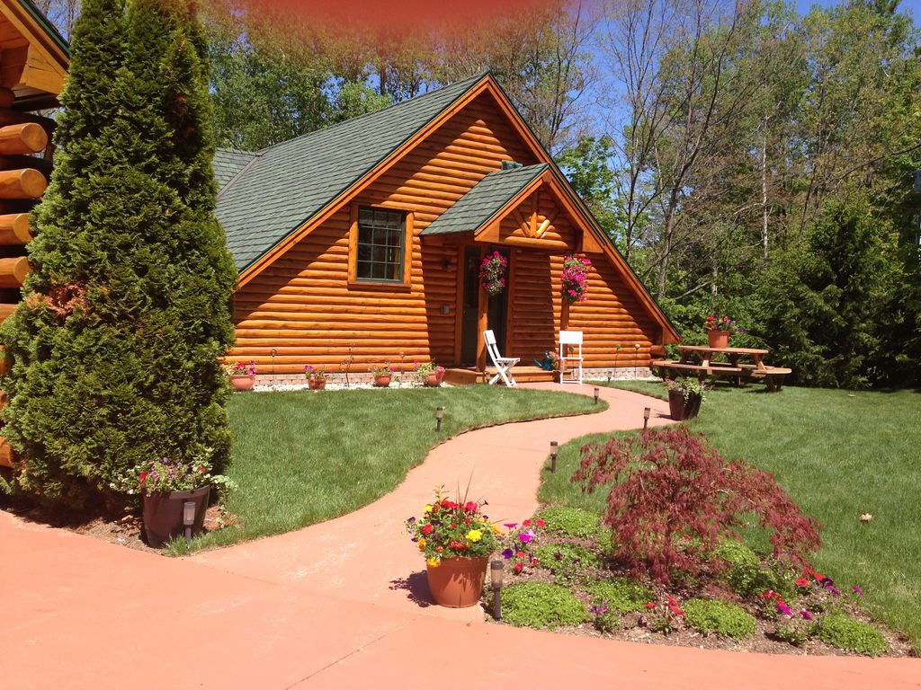 All Seasons Log Cabin Rental 1 Br Vacation Cabin For Rent