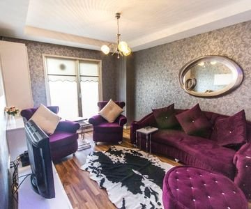 Luxury Apart Next To Tuyap Exhibition Center In Beylikduzu