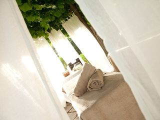 Monte Mario villa photo - Beauty Massage in the garden - Concierge