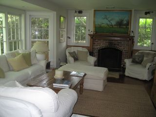 Sag Harbor house photo - Main House - Living Room