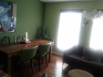 more dining area