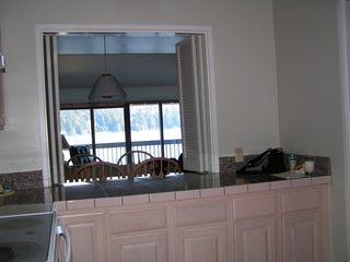 Port Ludlow condo photo - View from kitchen