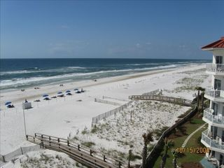 Orange Beach condo photo - View to the West from Your Balcony!