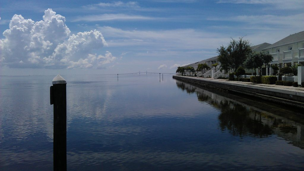 Paradise on tampa bay summer discount for Tampa fishing piers