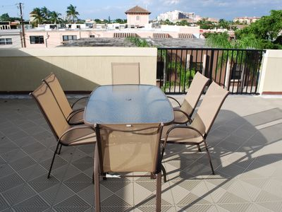 Large Open Rooftop Terrace! Stunning Views!