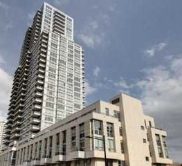 Toronto condo photo - Condo Building, Our Unit is 5th from the Top facing S & W