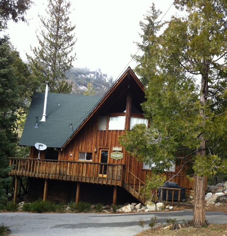 Idyllwild lodge rental