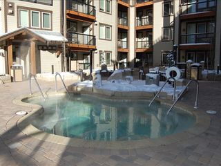 Winter Park condo photo - Relax in the hot tub after a day on the hill
