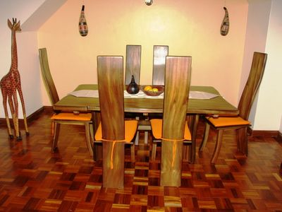 Furnished Penthse In The Leafy Surburb of Lavington & RENTAL CAR