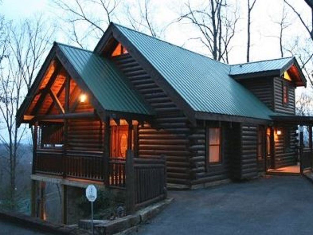 Tranquility point gatlinburg 2br 2ba vrbo for Nuvola 9 cabin gatlinburg