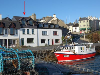 Exclusive Waterside Self Catering Property in Roundstone (free WiFi)