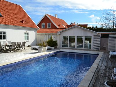 Klagshamn's Pool House