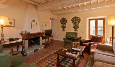 Radda in Chianti farmhouse rental