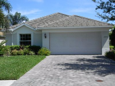 This beautiful luxury home is located in a quiet, resort style gated community.