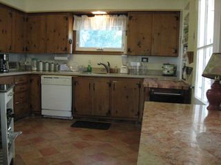 Seaview house photo - Newly renovated kitchen. All new appliances. New dishwasher not shown.