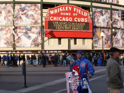 Take a walk to Wrigley Field & catch a game