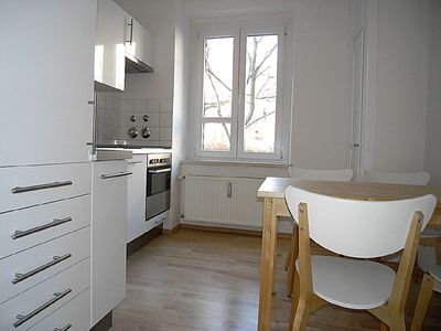 Kitchen: The same in 'Kaiser-Mitte 1 and 2'