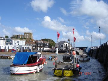 Broadstairs Harbour & Bleak House