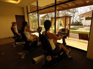 Playa Conchal villa photo - Fitness Center at at Reserva Conchal Golf Resort
