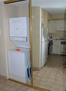 Convenient Washer and Dryer in Condo