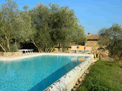 Santantimo Villa for rent with swimming pool in Chianti - Tuscany