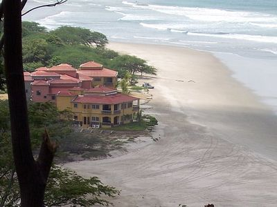 The Villa is Located Closest to the Beach!