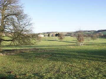Park Farm Grounds, North Newington