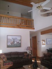 Frisco condo photo - Quality craftsmanship of custom knotty pine