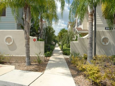 Lucaya Village townhome rental - Lucaya Village Resort Setting