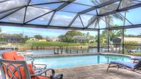 Beautiful Waterfront Property with Direct Gulf Access, Heated Pool, and Spa