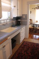 Tucson bungalow photo - Authentic and original 1920's kitchen with all accessories to cook your meals