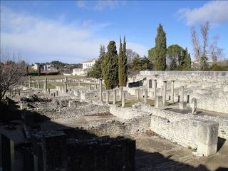 Vaison-la-Romaine townhome photo - Roman ruins in town