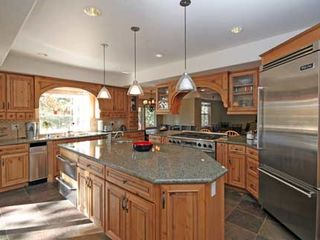 Black Bart house photo - Beautiful Gormet Kitchen for you and your guests with plenty of room many people