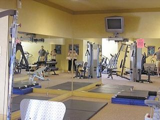 Branson condo photo - Fitness Center at the Clubhouse.