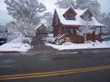 Prescott chalet rental - Experience the magic of Prescott, Arizona