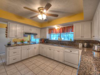 Dripping Springs house photo - Fully equipped kitchen with granite counter tops.