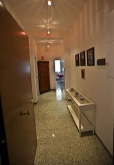 Bologna apartment photo - The hallway. The anti-inrrusion door adds safety and peace of mind.