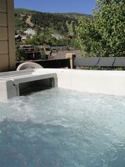 Old Town condo photo - Hot tub (nice views)