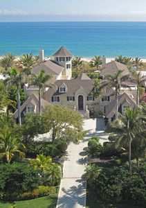 Delray Beach estate rental - Lovely,secluded and gated property, Chateau Olivia